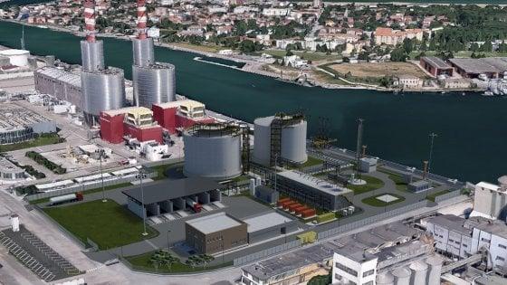 Edison fa sul serio: il nuovo progetto per il rifornimento di Gnl presentato in Regione e a breve in Comune