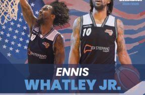 Ennis Whatley Jr.