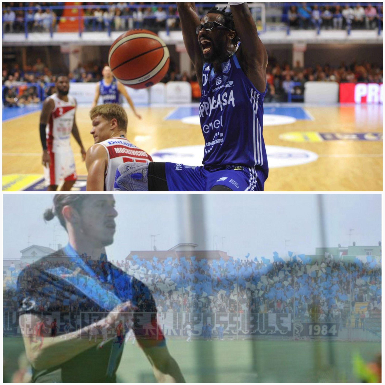 """Editoriale – Calcio e basket """"merda"""" alla pari…"""