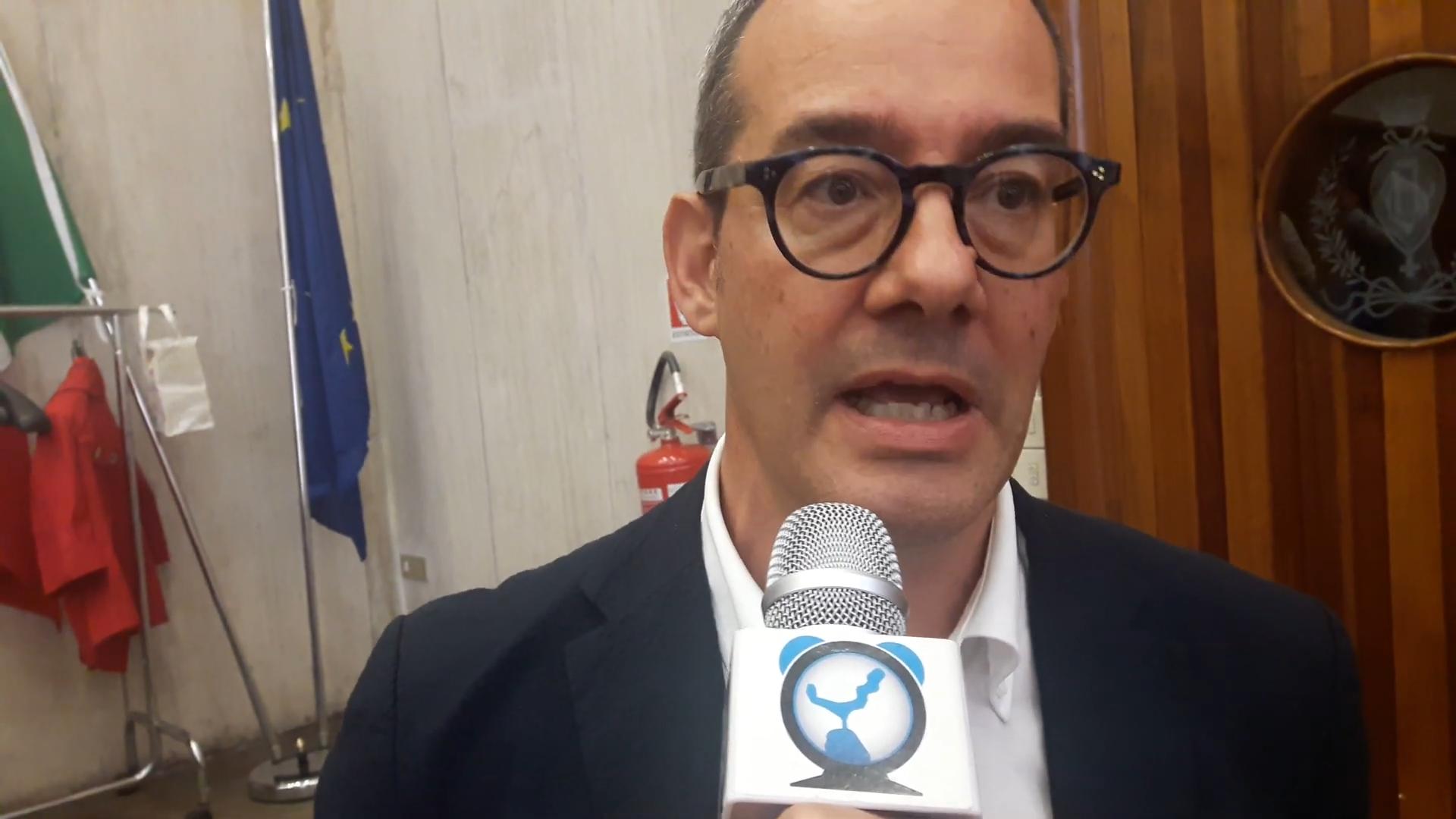 D'Errico attacca Rossi su porto e industria