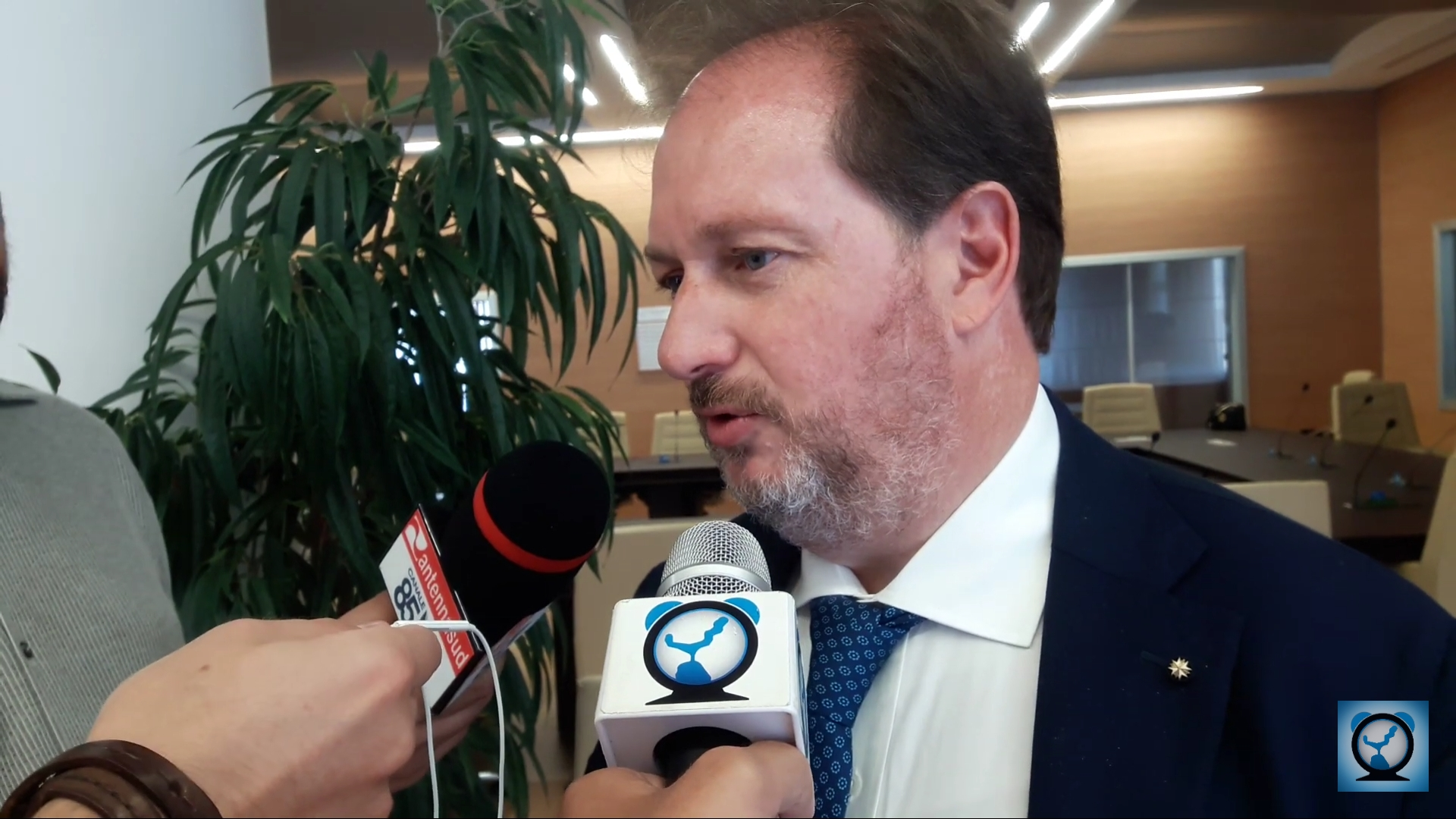 Ufficiale: Patroni Griffi confermato per i prossimi 4 anni a capo dell'Autorità portuale