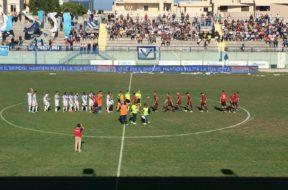 7. Brindisi-Foggia 1-1
