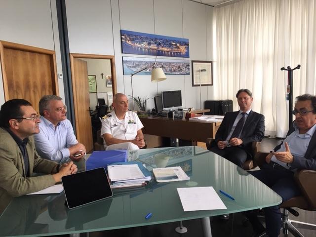 AdSP MAM e Legambiente Brindisi avviano un dialogo costruttivo per il bene del porto di Brindisi: oggi significativo incontro tra i vertici dell'Ente portuale e lo storico circolo brindisino