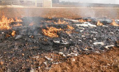 Sequestro combustione rifiuti Carovigno 2