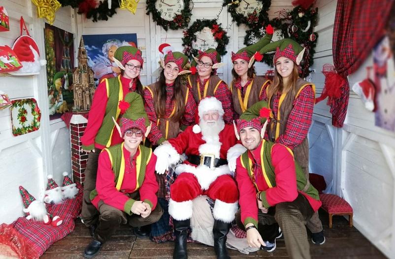 Il 21 novembre alle 16 Santa Claus arriverà su un rimorchiatore Barretta. Fino a Mezzanotte mercatini e neve in Centro