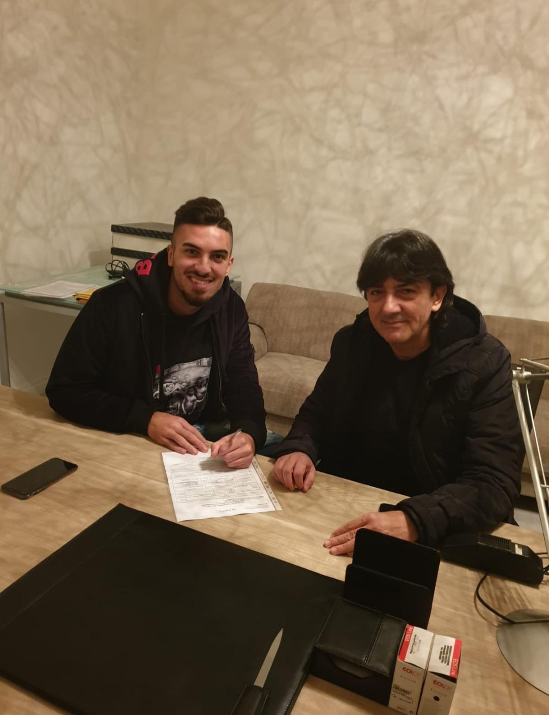 Nardelli è un nuovo calciatore del Brindisi