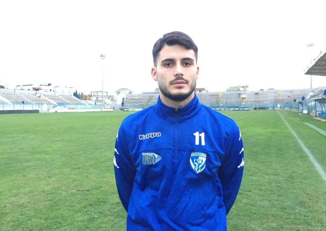 Cuomo è ufficialmente un calciatore del Brindisi