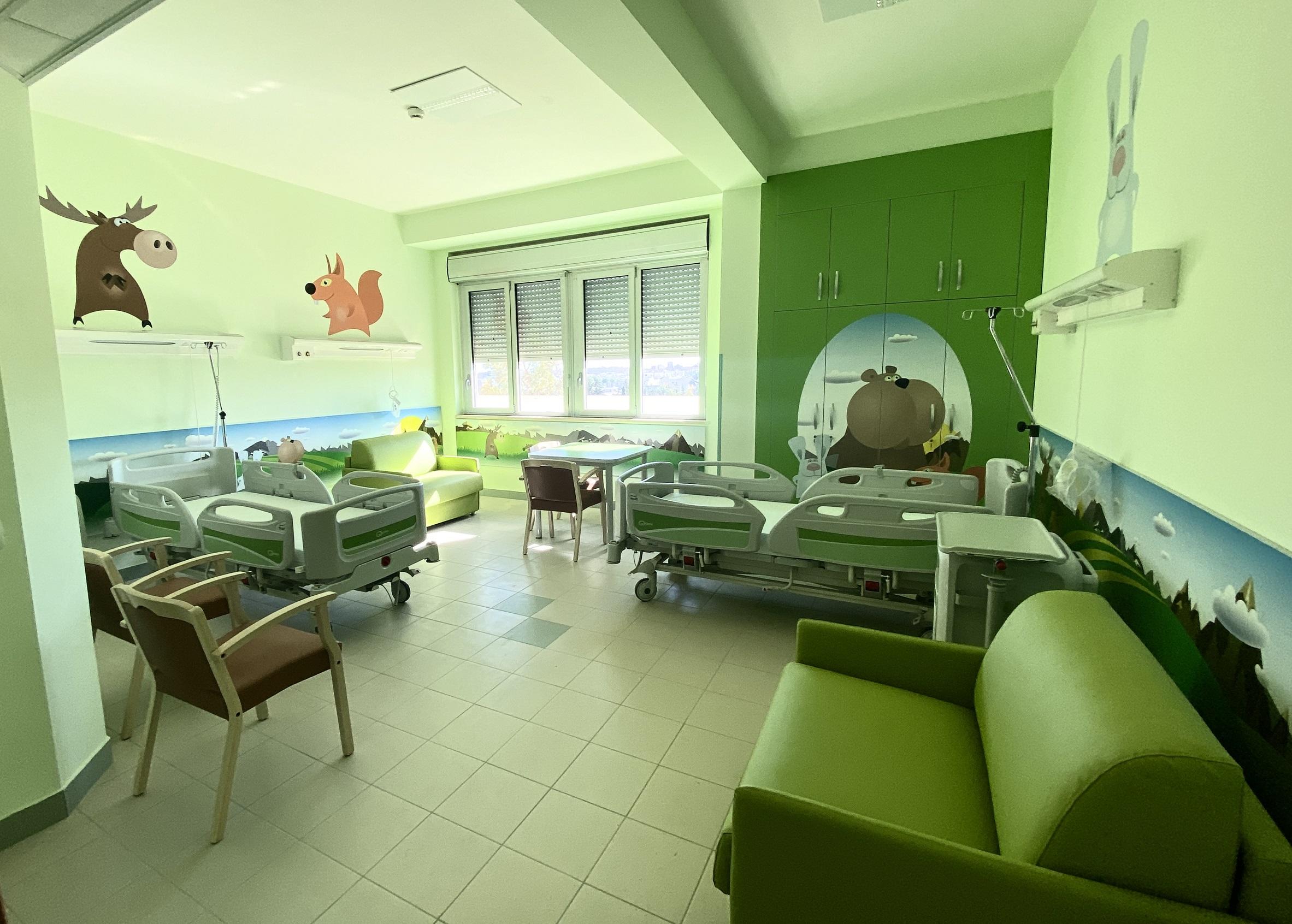 Arredo Casa Francavilla Fontana apertura del nuovo reparto di pediatria presso l'ospedale di