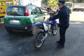 Sequestro motocross