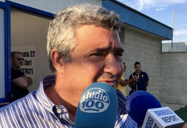 Brindisi Calcio: Vangone se ne va