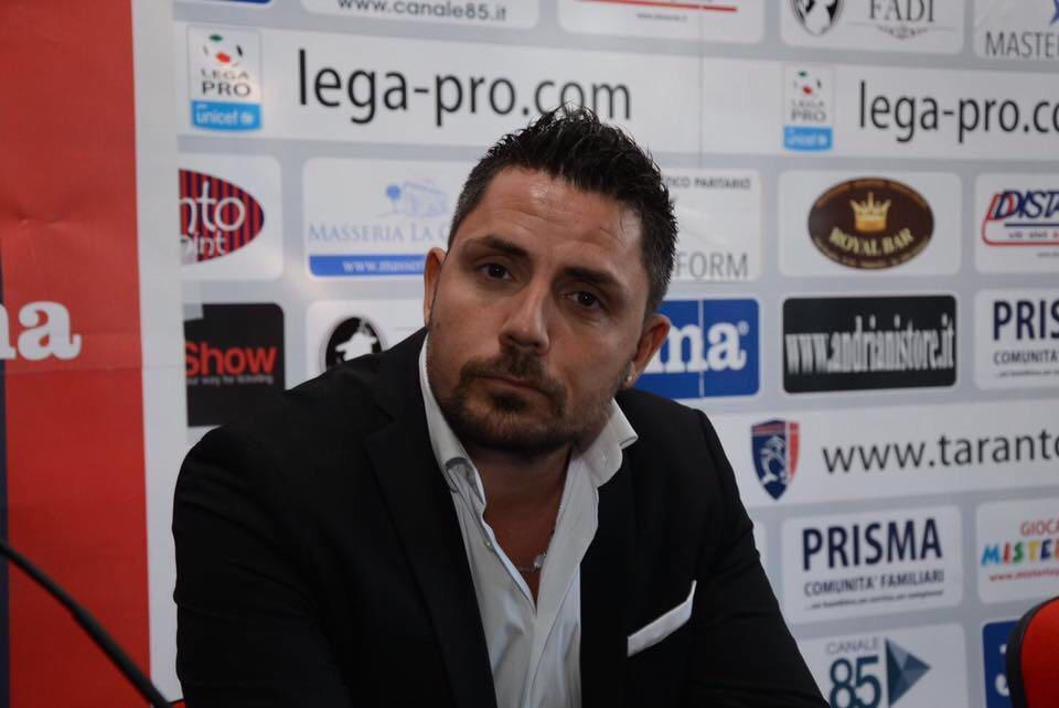 Brindisi Calcio, arriva un nuovo direttore tecnico dal passato importante