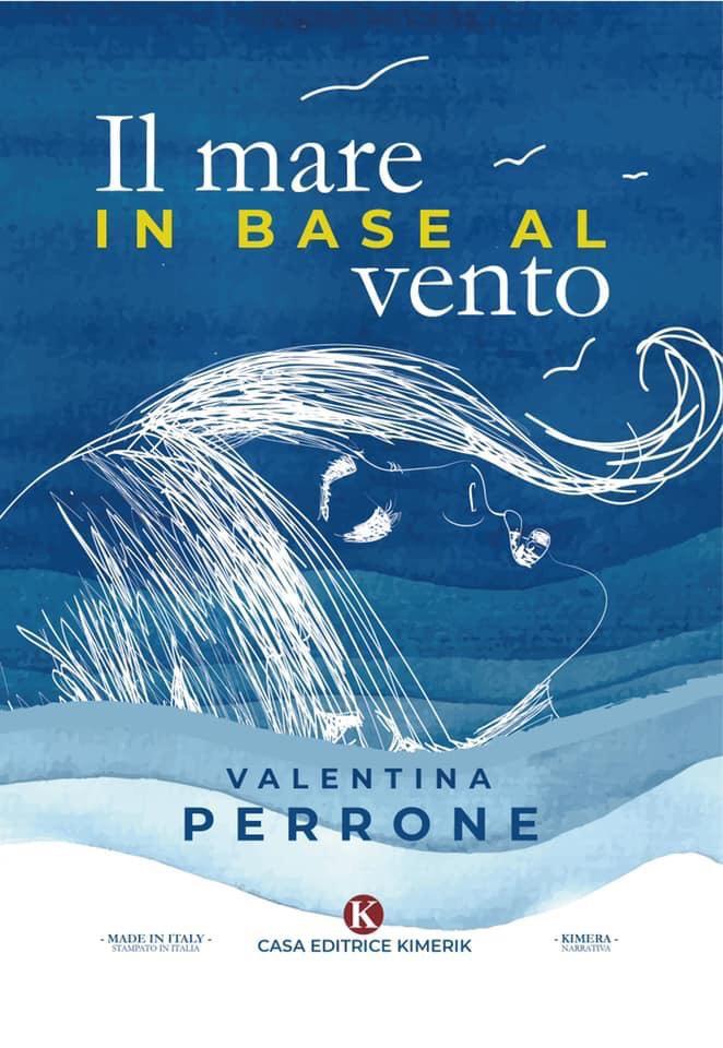 """""""Il mare in base al vento"""": il Barrique di Brindisi ospita Valentina Perrone per l'aperitivo con l'autore"""