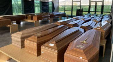 Coronavirus: gestore crematori, al lavoro 7 giorni su 7
