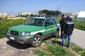 Sequestro cantiere Sant'Elia 3