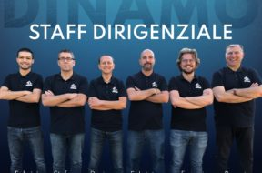 Staff dirigenziale Dinamo Basket Brindisi