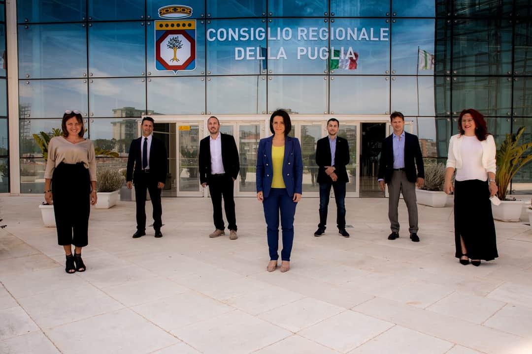 """Alle elezioni regionali il M5S in coalizione con la lista civica Puglia Futura. Laricchia (M5S): """"Sì ad alleanze con i cittadini, non con i partiti"""""""