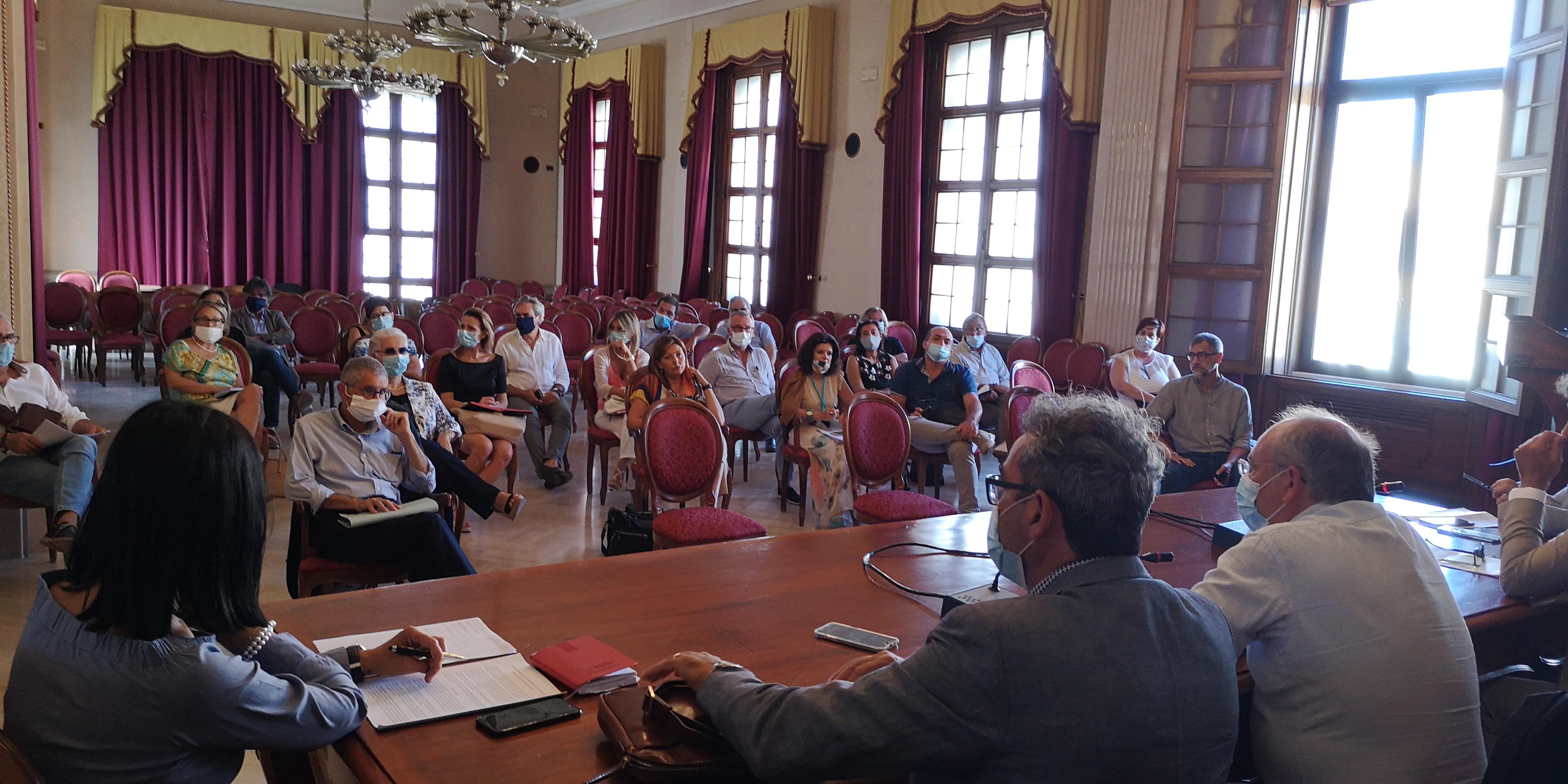Avvio anno scolastico: incontro tra Provincia, STP e Dirigenti scolastici degli Istituti superiori