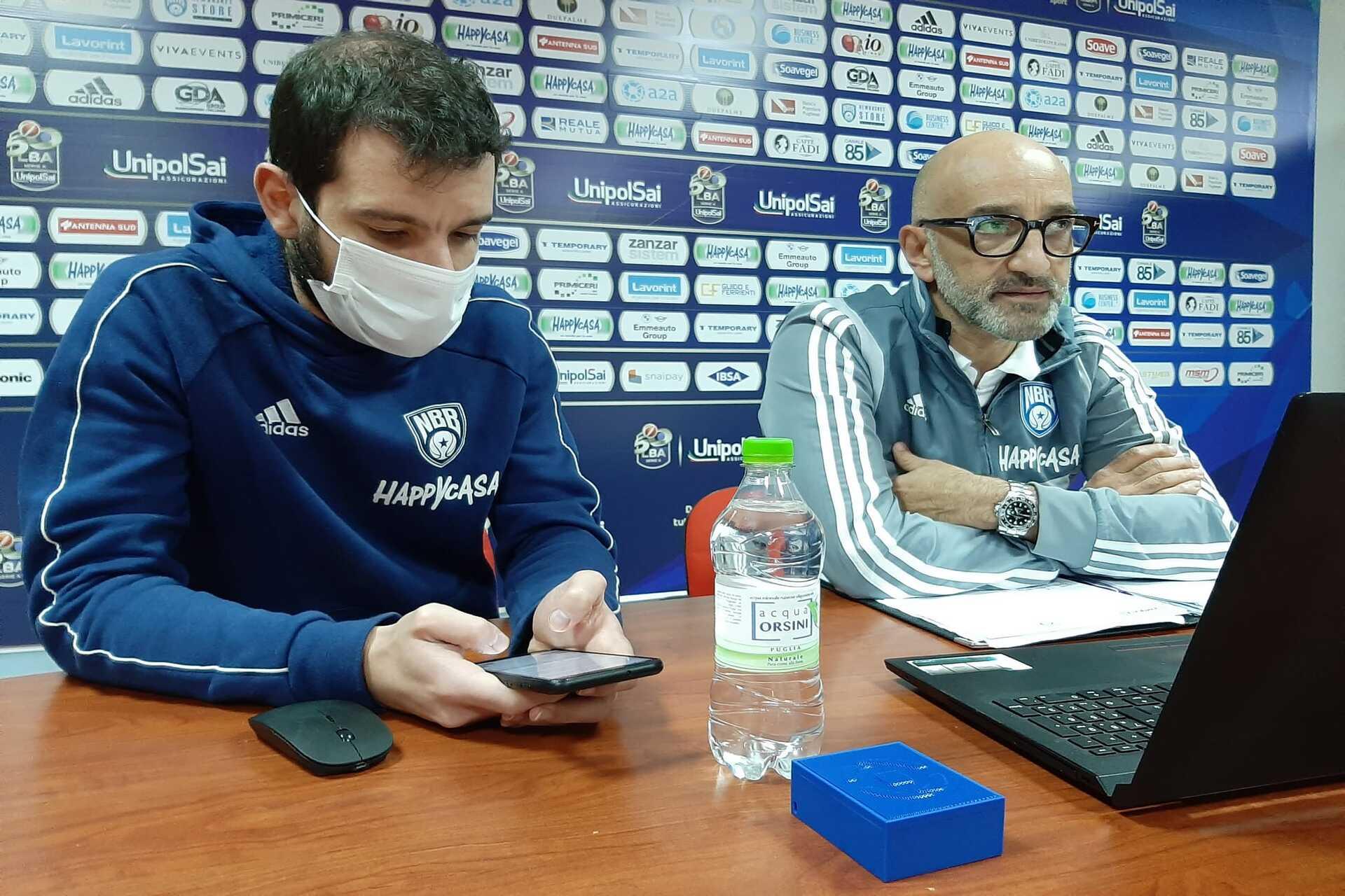 """Vitucci in vista del big match di Milano: """"Proviamoci e divertiamoci"""""""
