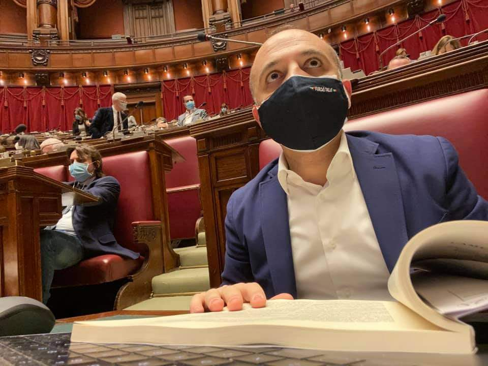"""Fotovoltaico in area Sin, accolto un emendamento di D'Attis: """"Servirà a Brindisi"""""""