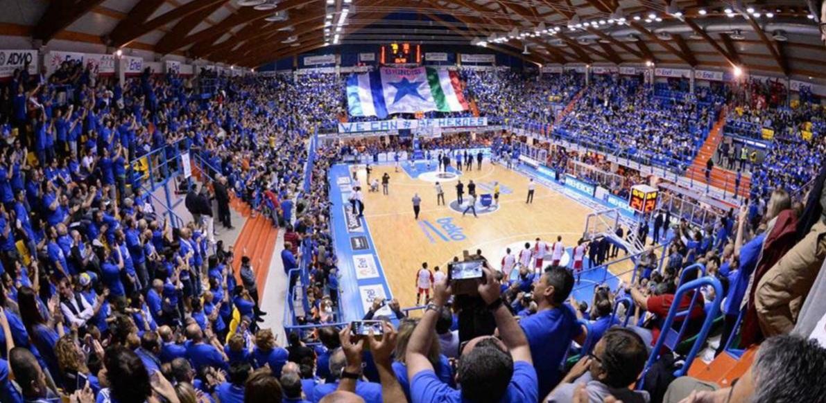 Brindisi e il basket: una storia d'amore fuori dal comune. Ecco perché!