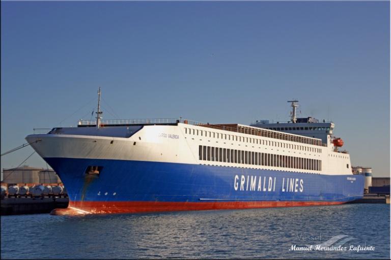 Porto di Brindisi: entra in linea una terza Eurocargo