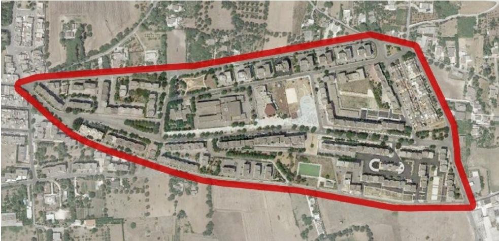 Francavilla: finanziamento da 3,5 milioni di euro per la Rigenerazione Urbana Sostenibile del quartiere San Lorenzo