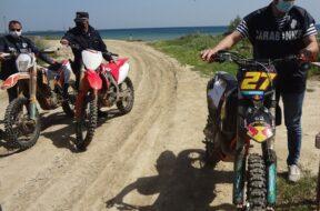 Sequestro motocross BR 2