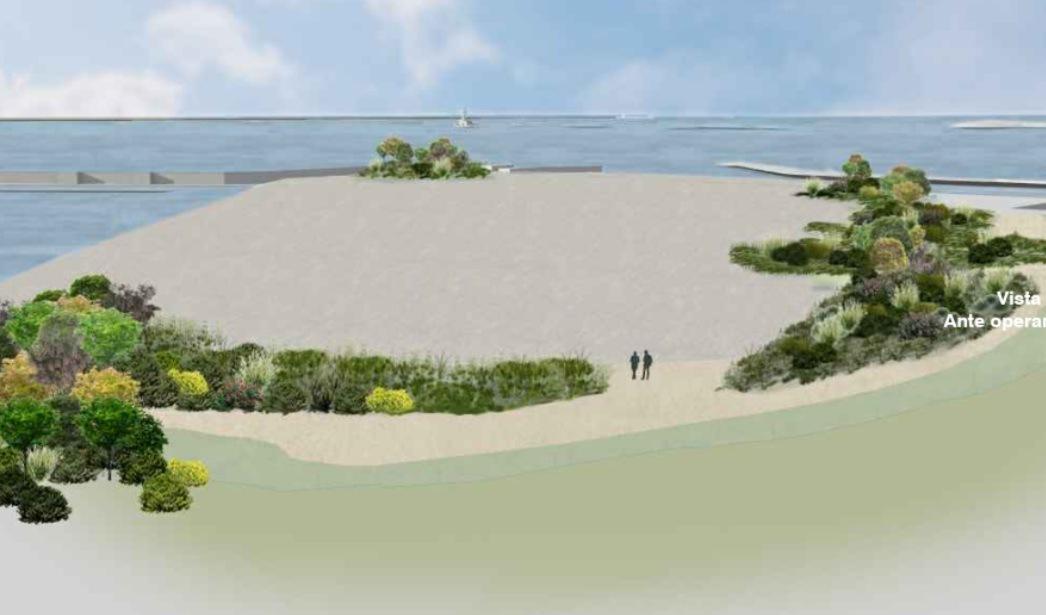 """Patroni Griffi: """"La vasca di colmata sarà un luogo per l'avifauna: ci saranno dune, alberi e Fiume Grande sarà preservato"""""""