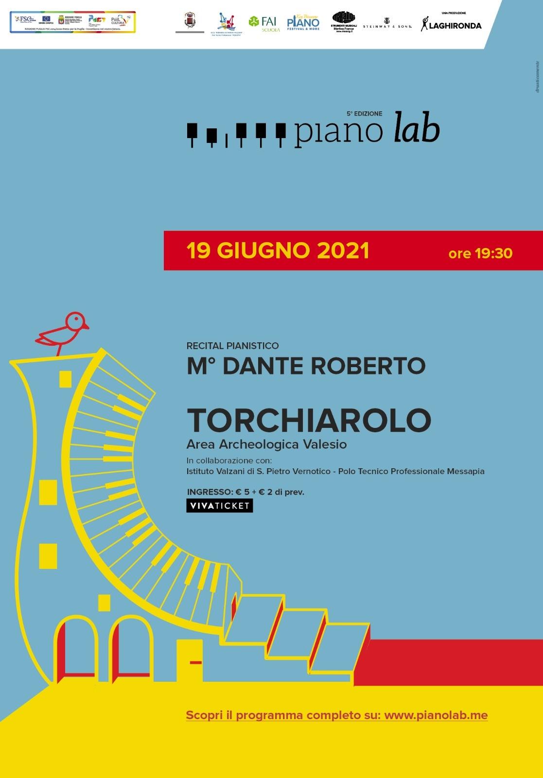 Il Polo Messapia e Piano Lab a Valesio…oltre i confini