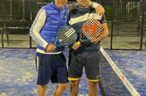 Mino Taveri e Francesco Giorgino