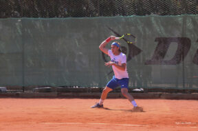 Nicolò Crespi, giocatore CT Brindisi