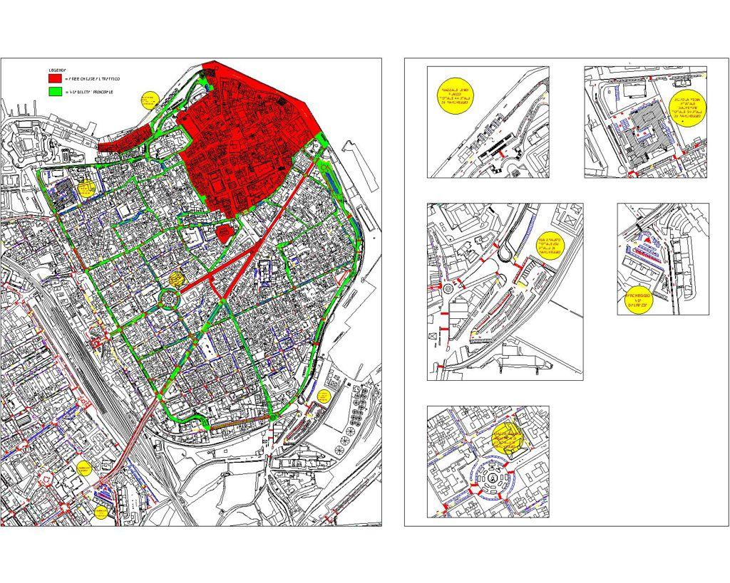 Cambia la viabilità nel centro della città: ecco tutte le info